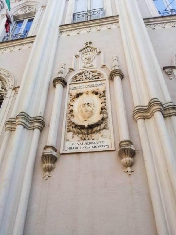 stemma del comune di Agrigento