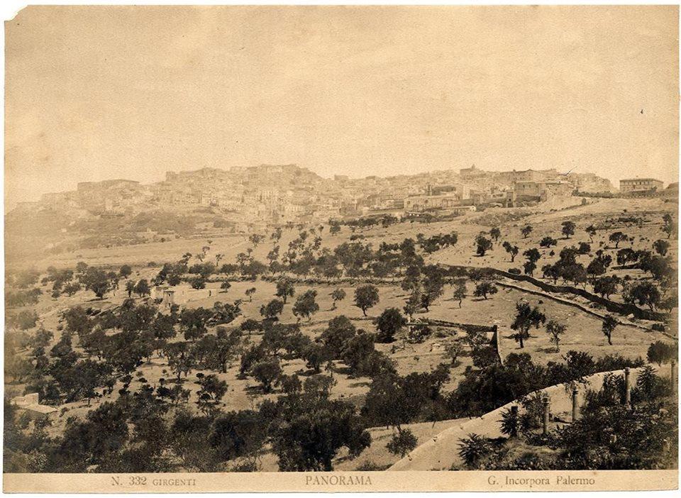 La provincia di Agrigento negli annali di statistica del 1896