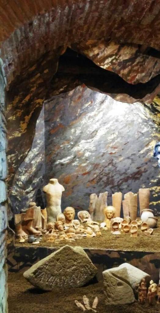 Agrigento, tombaroli scavano dentro il tempio di Giunone per trovare un tesoro