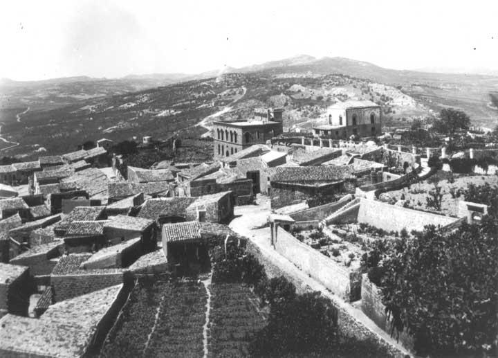 Agrigento, le case del Rabato