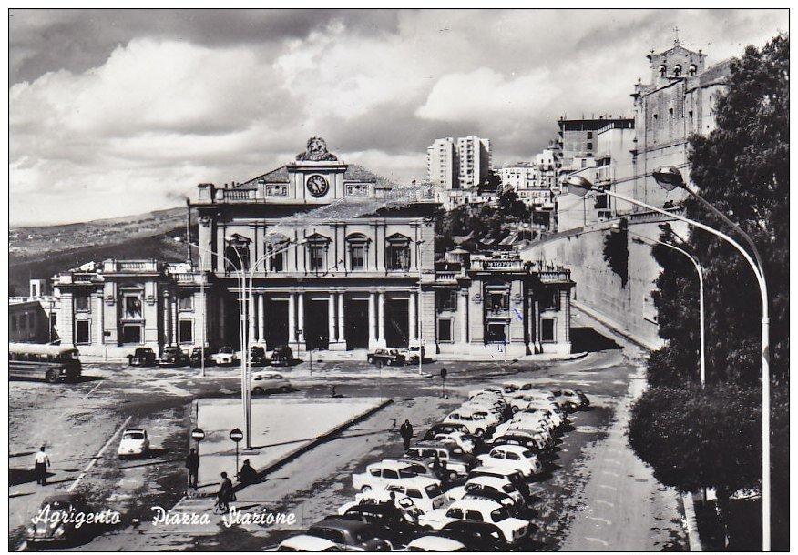 piazza stazione agrigento