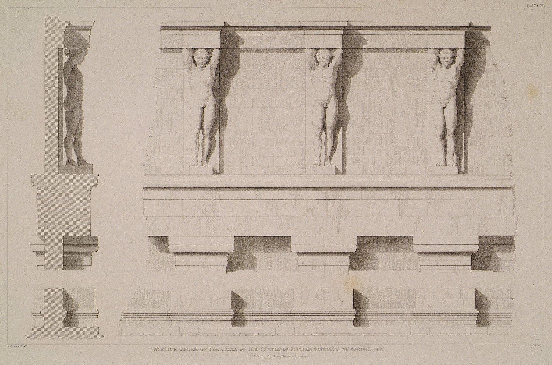 il tempio di giove: ipotesi ricostruttiva