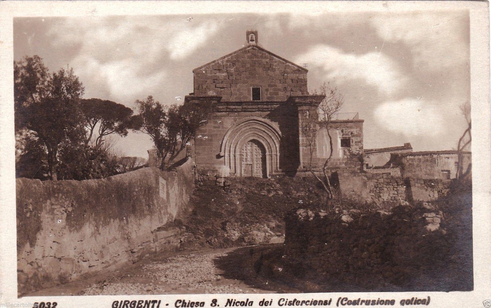 La Chiesa di San Nicola nella Valle dei Templi di Agrigento. Fotogalleria