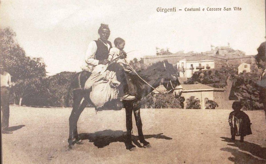 Case e popolo di Agrigento negli anni Trenta del Novecento