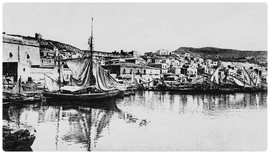 Arrivare ad Agrigento nel 1933