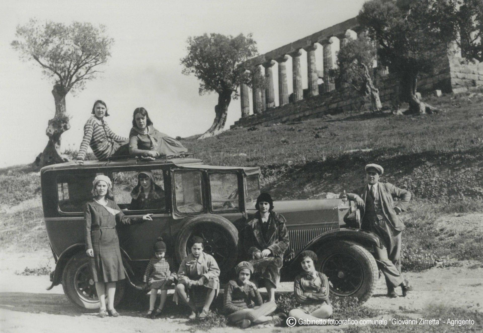 Il Movimento dei Forestieri ad Agrigento nel secolo scorso
