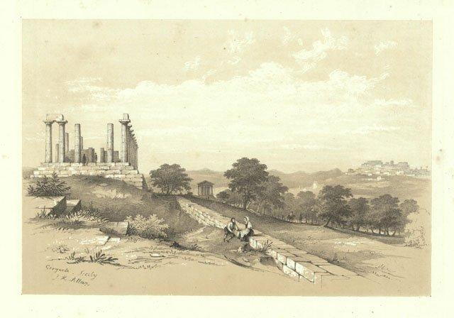 Il Viaggio ad Agrigento di Fedor de Karaczay nel 1826