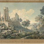 bence-jacques-martin-sylvestre-tempio-di-giunone2