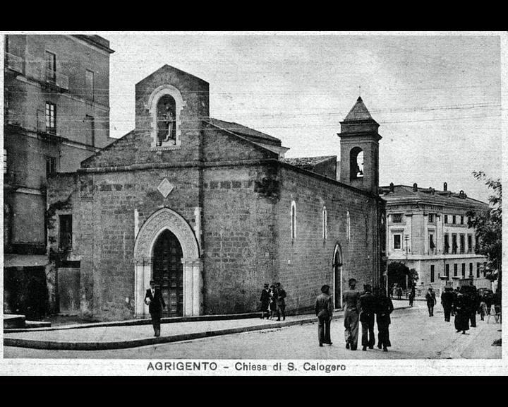 Agrigento la chiesa di san calogero agrigento ieri e oggi - Replica porta a porta di ieri ...