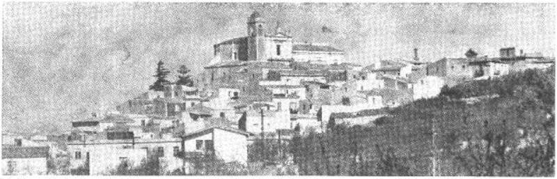 La baronia di Comitini, il piccolo paese della provincia di Agrigento