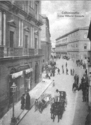 Caltanissetta 1895: dal diario di Gastone Vuillier