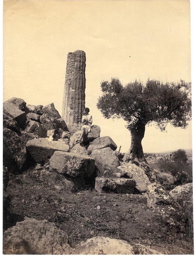 crupi_giovanni_1849-1925_-_n-_0103_-_tempio_di_ercole_-_girgenti_-_n-_103_-_ebay