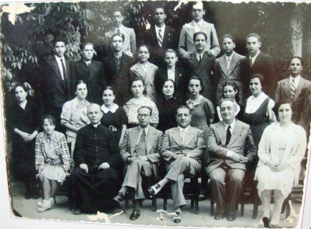 studenti e docenti del liceo classico