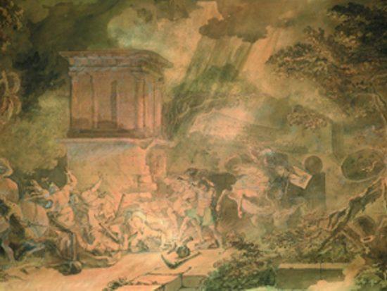 Desprez, Louis Jean 1743-1804