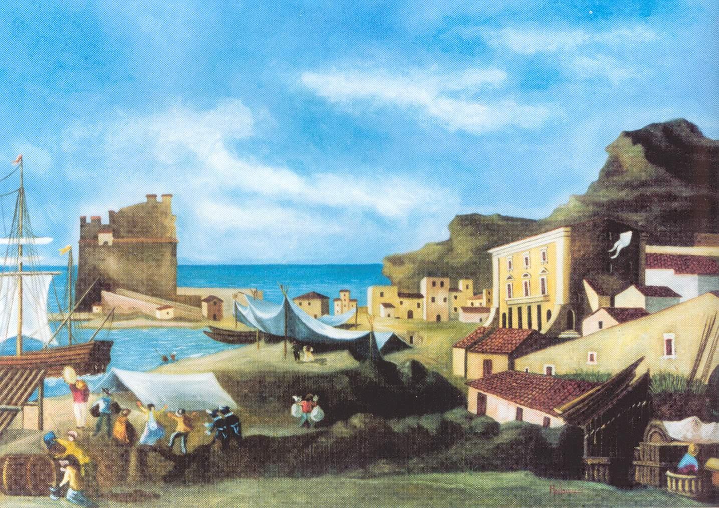 Il ruolo amministrativo di Agrigento nella prima metà dell'Ottocento