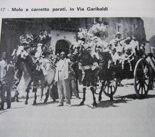Le promesse dei devoti a San Calogero di Agrigento