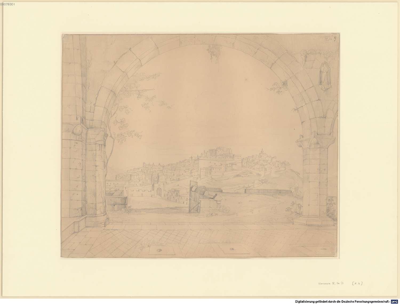 Il viaggio di Leon von Klenze ad Agrigento. Straordinarie immagini della città e dei templi