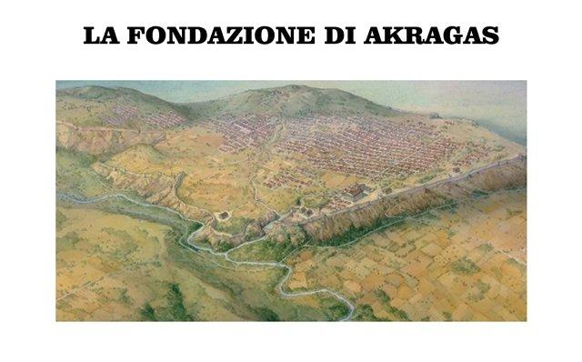 Video Storia di Agrigento: la Fondazione di Akragas