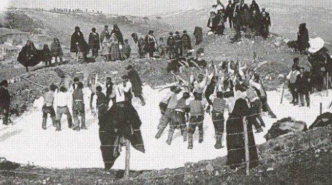 Gelato e neve ad Agrigento nei secoli passati