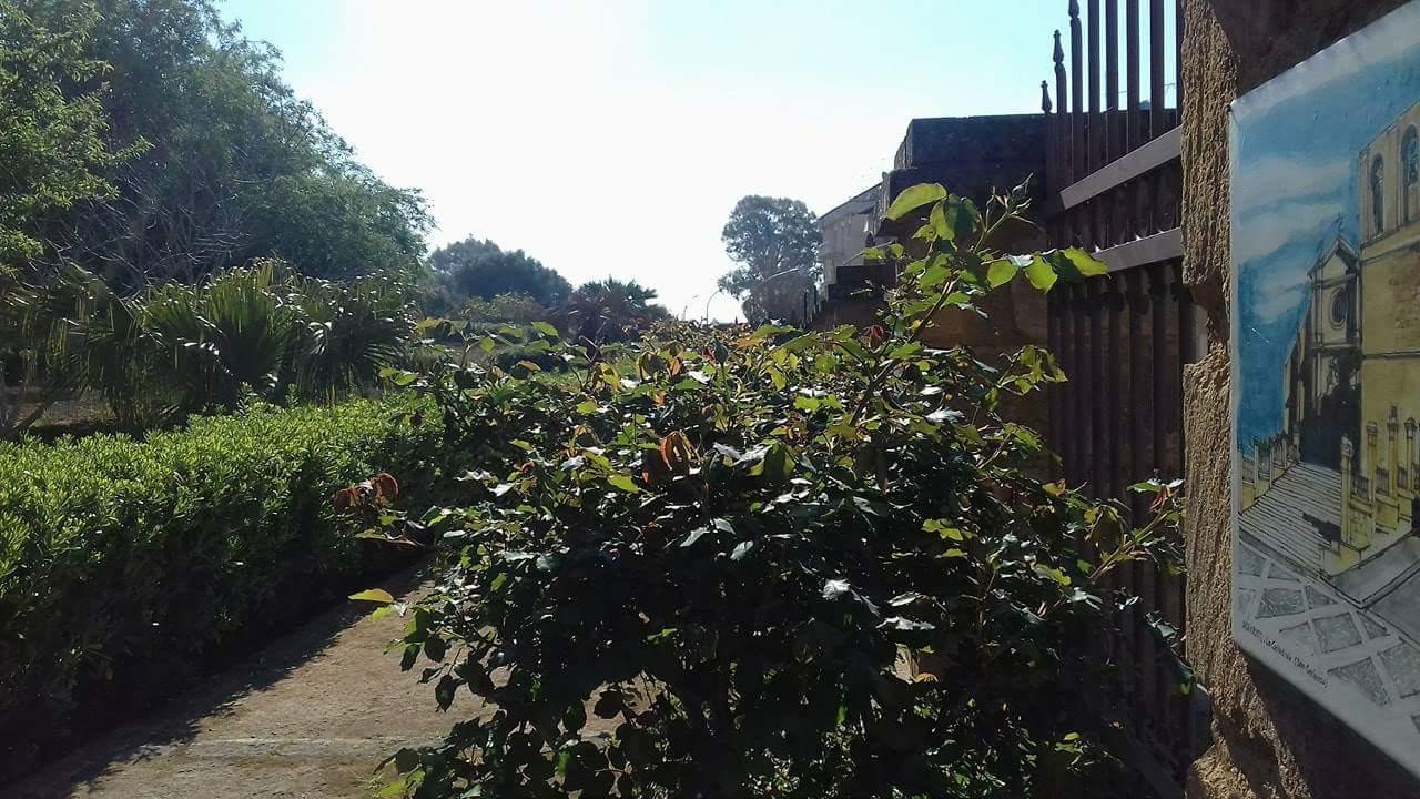 giardino botanico di agrigento