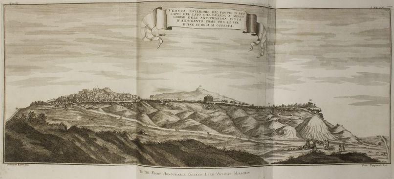 Agrigento, Il « Libro Verde » e lo Statuto Municipale dal medioevo al 1819