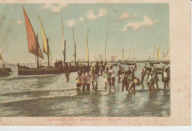 Porto-Empedocle-Agrigento-Imbarco-Dello-Zolfo-