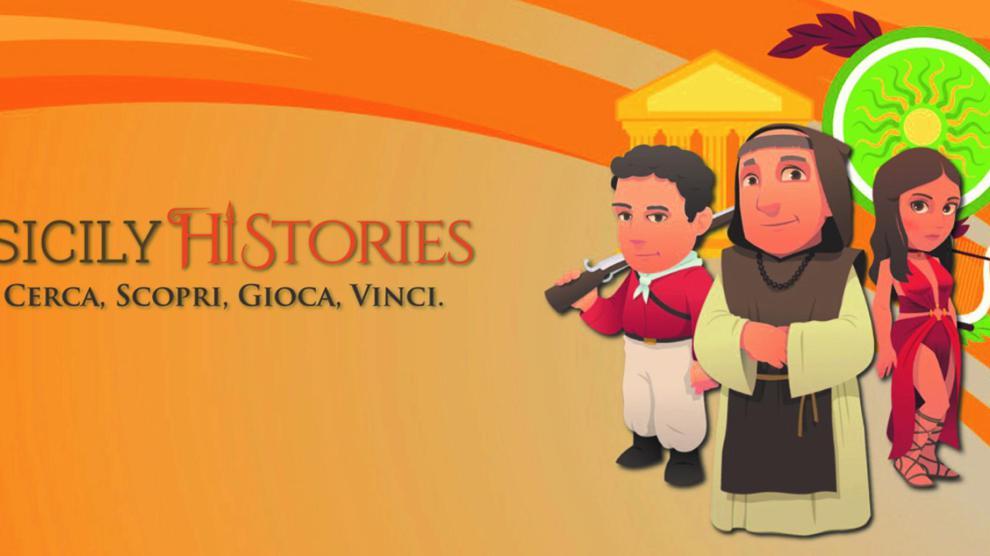 La Sicilia ha la sua app: Sicily Histories. Gioca e scopri le bellezze, la storia e dove divertirti