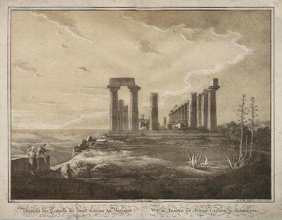 Il tempio di Giunone ad Agrigento. Fotogalleria
