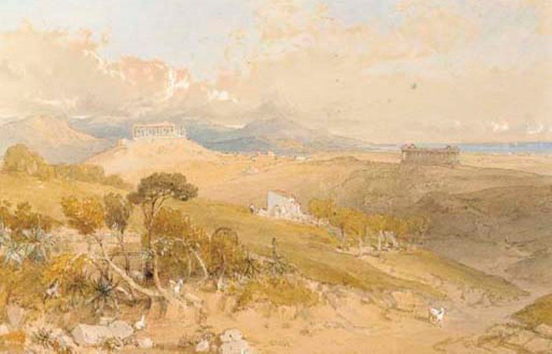 WILLIAM LEIGHTON LEITCH (1804-1883)