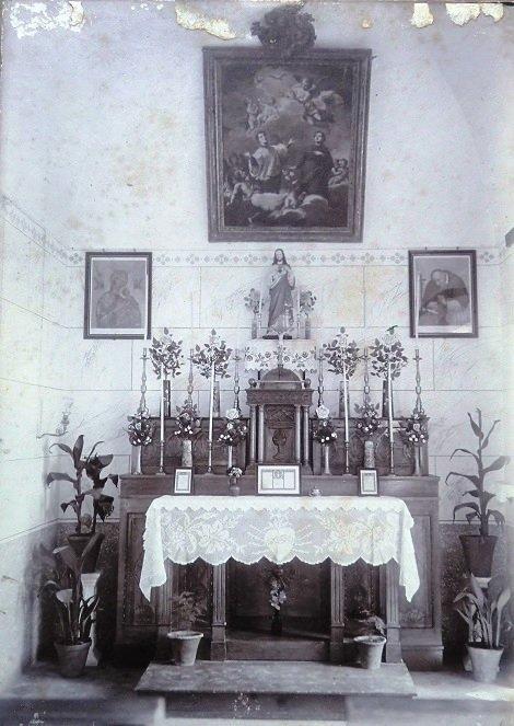 agrigento Cappella Interna redentoristi