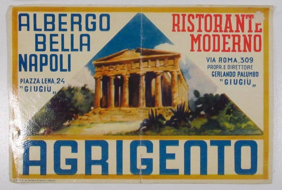 Casa Messina – Bonfiglio in piazza Lena ad Agrigento