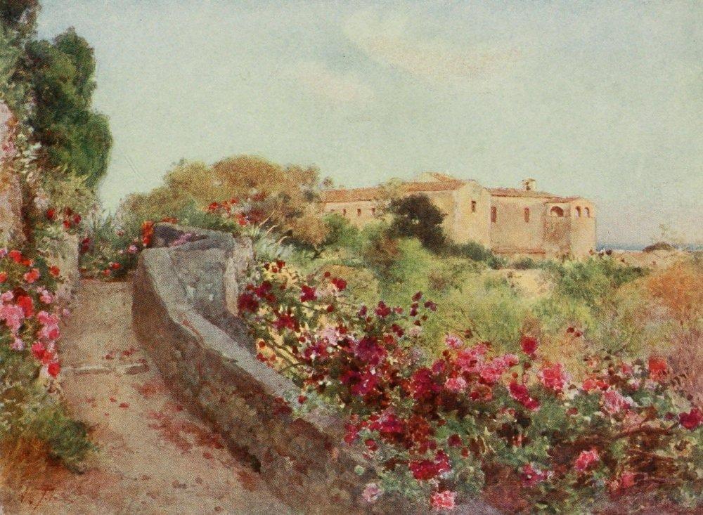 alberto pisa girgenti convento dei cappuccini 1911