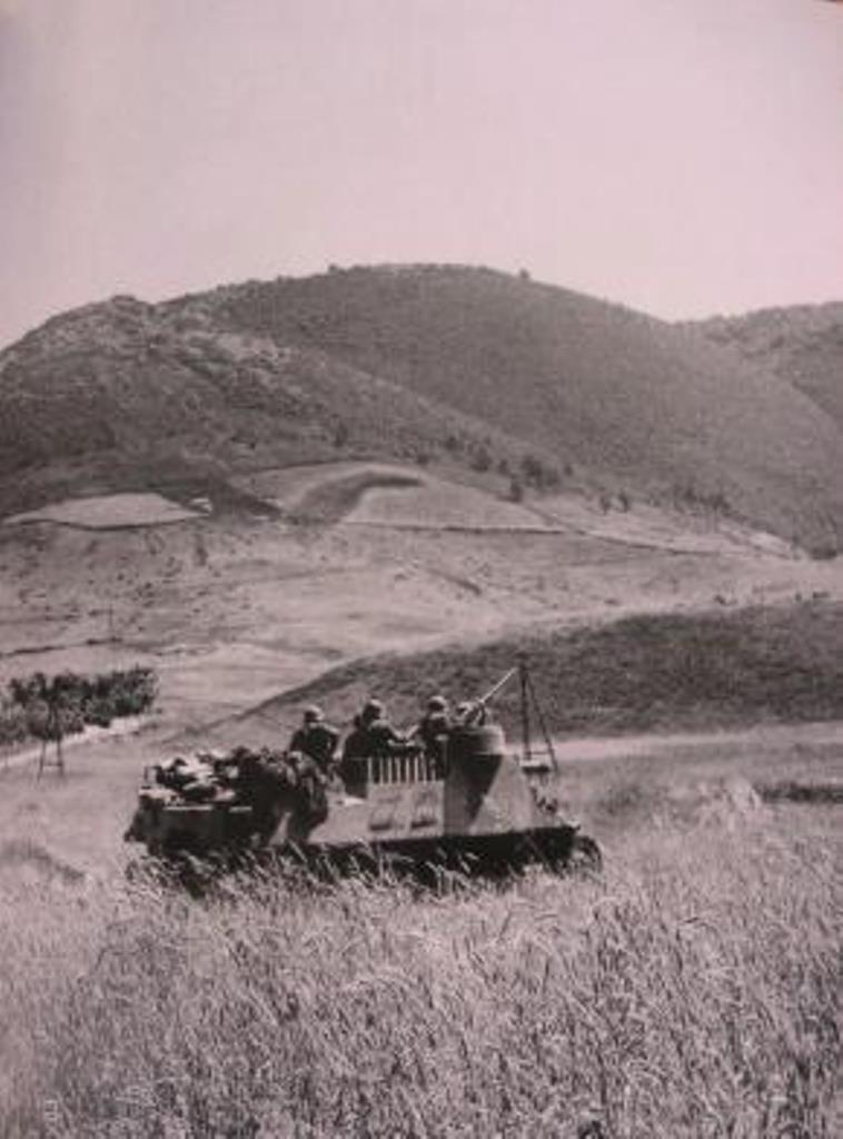 Luglio del 1943 Arrivano gli Alleati ad Aragona