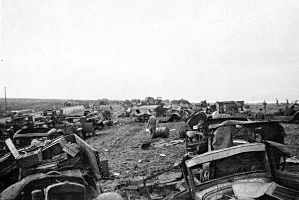 La battaglia di Passu Funnuto: gli italiani respinsero per un intero pomeriggio l'attacco americano