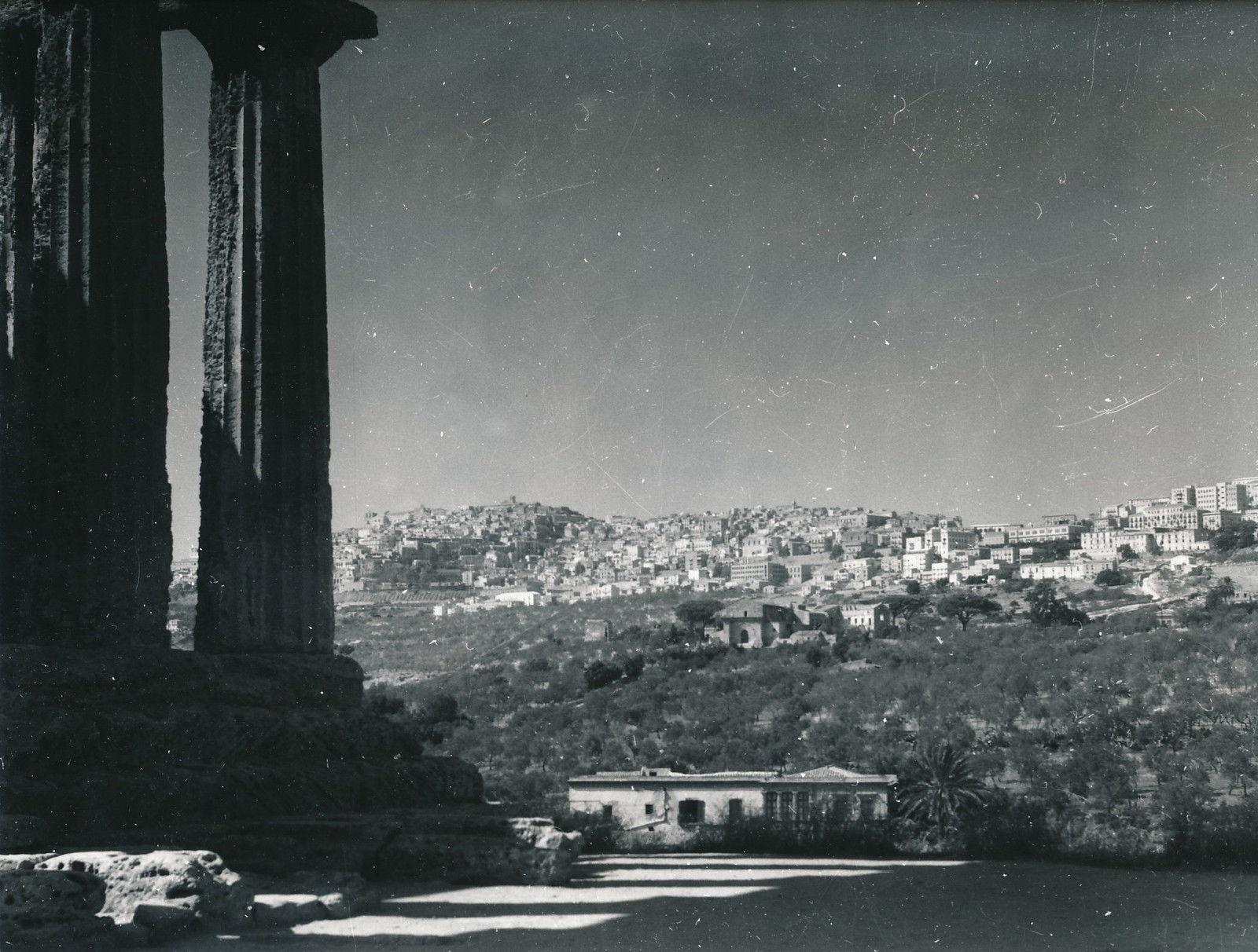 Agrigento, il viaggio di Francesco Lanza nel 1953. VIDEO