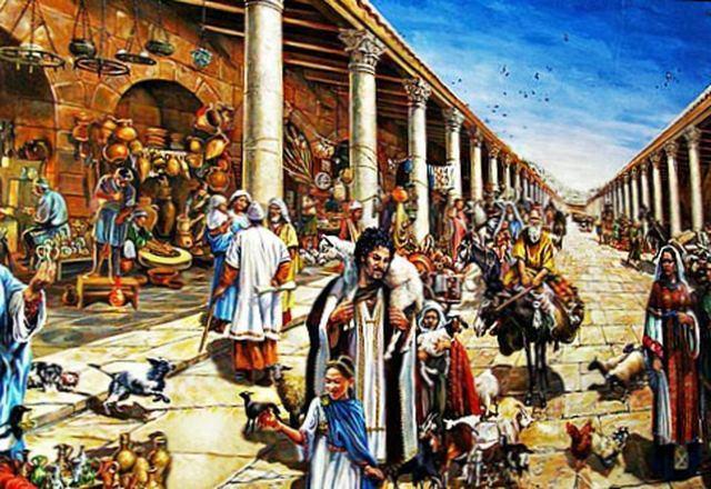L'alimentazione nell'antica Akragas