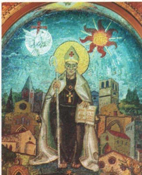 Beato Matteo Vescovo di Girgenti