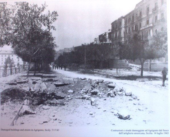 Ultima vacanza di guerra ad Agrigento