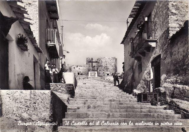 Buongiorno Burgio: Notizie storiche, immagini d'epoca