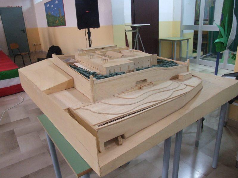 carcere di san vito: ricostruzione