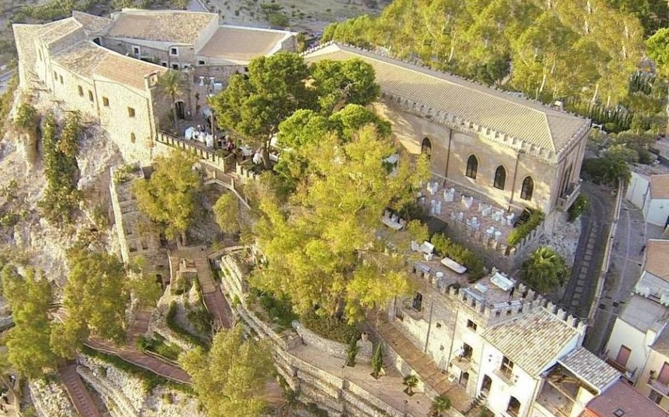Storia del castello chiaramontano di Siculiana