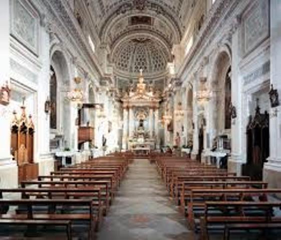 chiesa di sant'alfonso agrigento