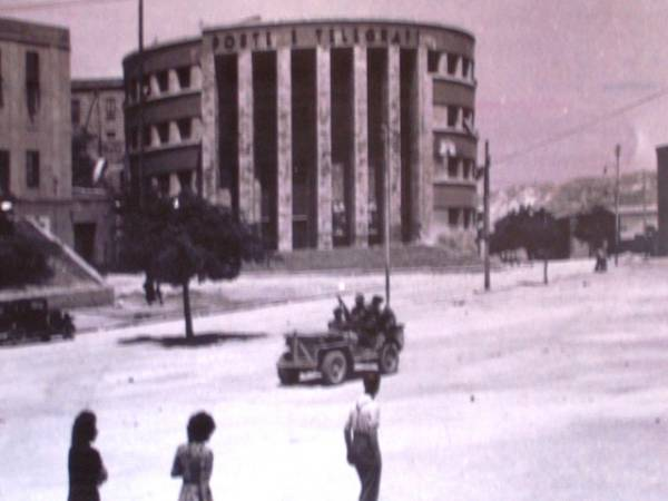 americani ad agrigento luglio 1943