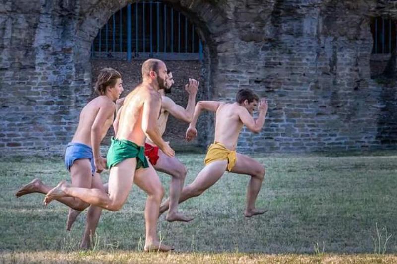 Nella Valle dei Templi di Agrigento la magia delle Olimpiadi e il trionfo di Esseneto. Una rievocazione storica il 6 e 7 ottobre