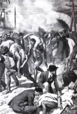 Cozzo Disi la più grande tragedia mineraria in Italia