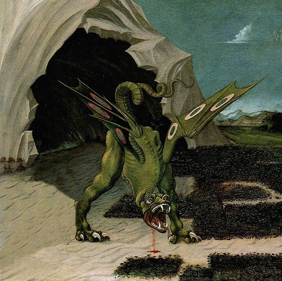 Leggenda agrigentina: San Gerlando e il drago