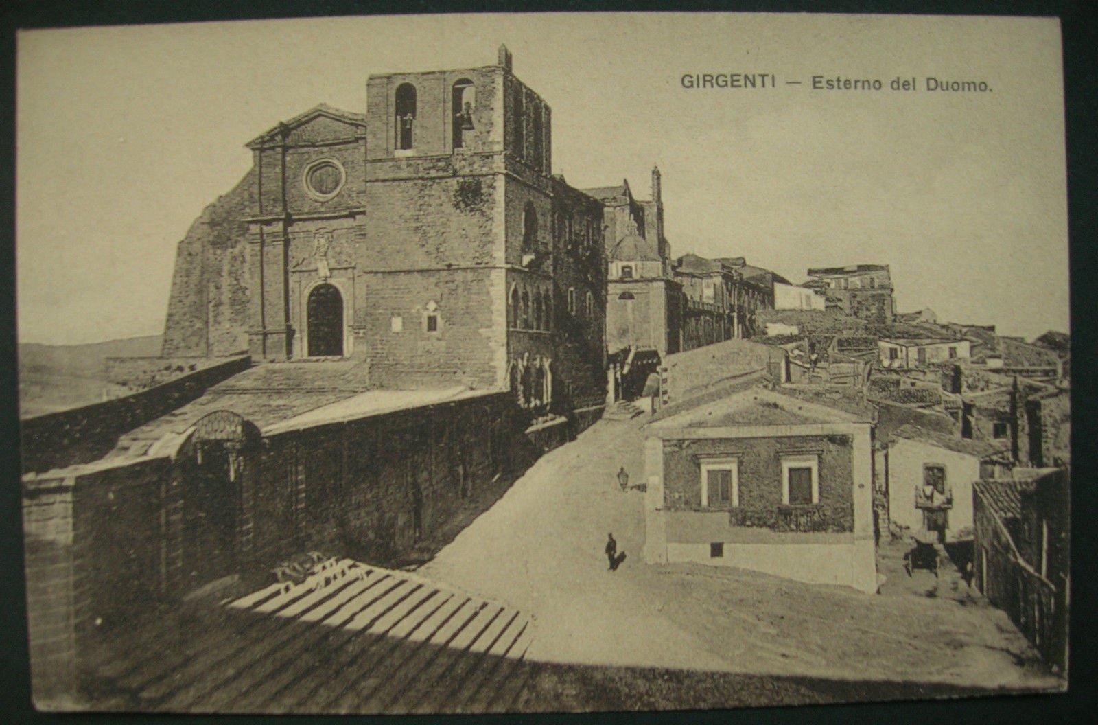 La Cattedrale di Agrigento riaprirà molto presto