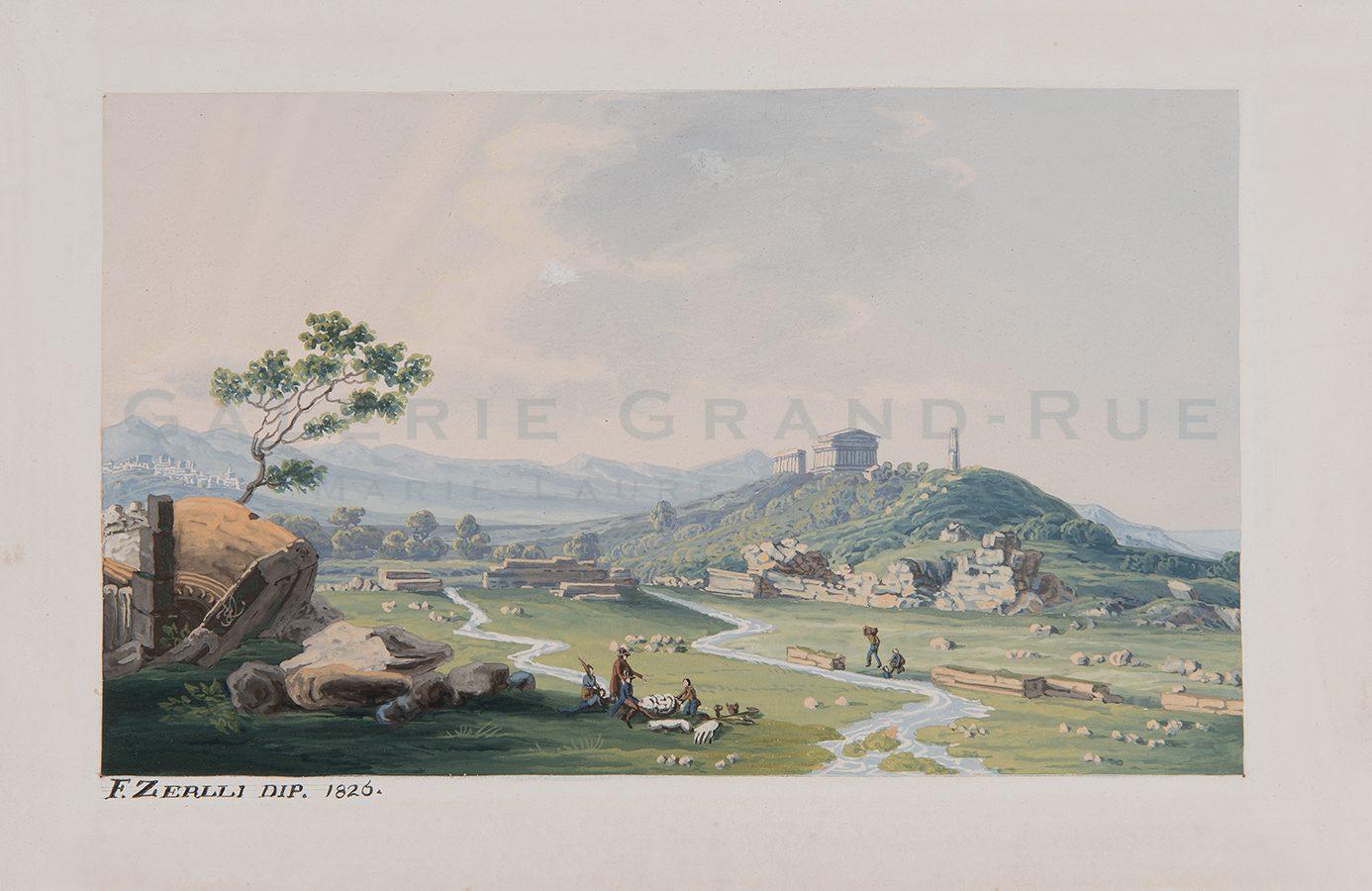 valle dei templi 1836