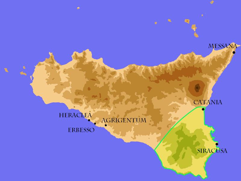 Erbesso è vicino Siculiana. Individuata l'antica città scomparsa