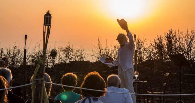 """""""Agrigento, stazione di Agrigento"""", lo spettacolo teatrale dedicato a Pirandello del regista Gianfranco Quero"""